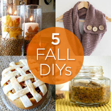 Try It: 5 Fall DIYs