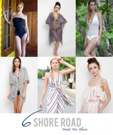 6 Shore Road's contemporary beachwear