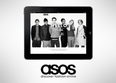 Asos unveils new fashion app