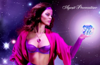 Lingerie Turns Sci-Fi by Agent Provocateur