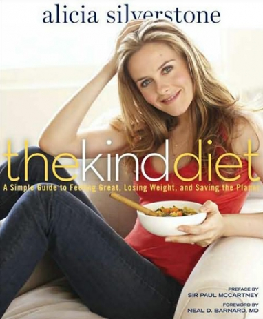LUX LIT:  Alicia Silverstone Discusses How to Lose Weight and Save the Planet