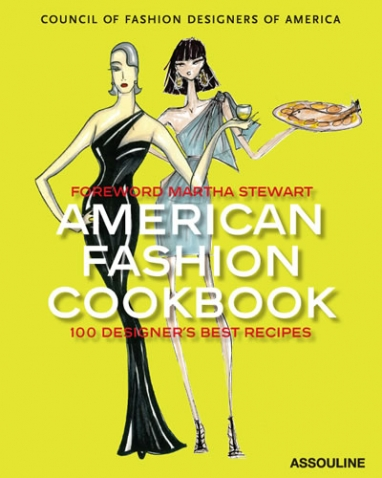 LUX-LIT:  American Fashion Cookbook, 100 Designers Recipes