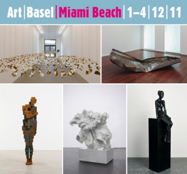 Art Basel Miami Beach hosts international art extravaganza