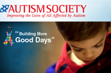 Autism Society shares valuable insights on living with autism