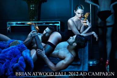 Brian Atwood in a World of Fashion Firsts
