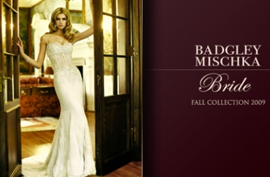 Affordable Bridal Gowns Now Offered by Badgley Mischka