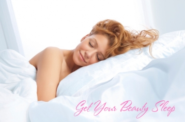 LUX TIP: Sleep is an Essential Part of Your Beauty Routine