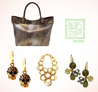 Blues by kyky: Timeless options with a bit of fun