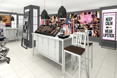 Bobbi Brown pop-up shop soon to open in Grand Central Terminal
