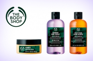 80's Flashback by The Body Shop