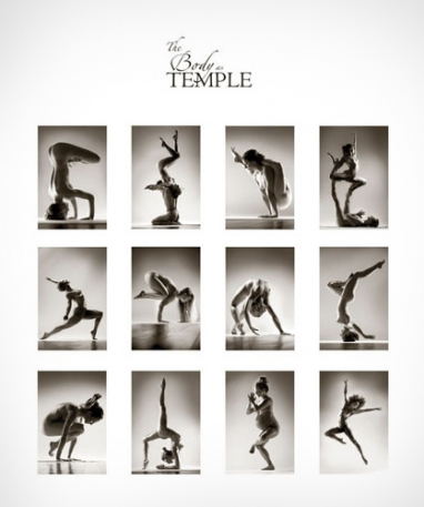 'Body as the Temple' Inspired Calendar for 2010