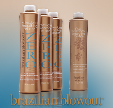 Brazilian Blowout investigated, introduces new formula