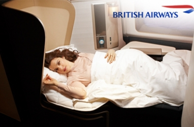 First-Class Seating Gets a LUX Makeover through British Airways
