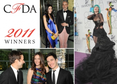 CFDA Awards: And the envelope, please …