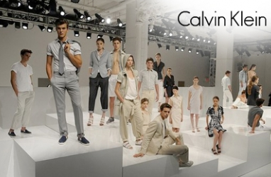 Calvin Klein's Spring Collection Debuts in Seoul
