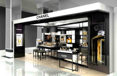 New In-Store 'Fragrant' Chanel Boutique in London