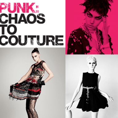 The Met Unveils New Exhibit on Punk Fashion