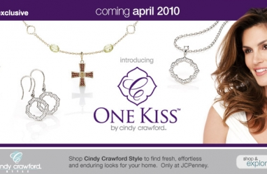 Cindy Crawford Teams Up with JCPenny for Jewelry Collection