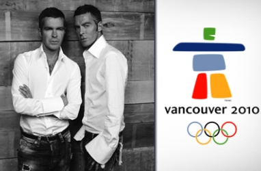 Fashion Designers Dsquared will Hold Torch for the Olympic Opening