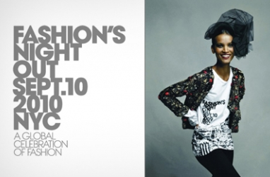 Fashion's Night Out Earns TV Presence