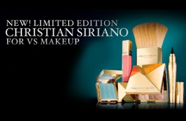Beauty Box: Project Runway Winner, Christian Siriano, Partners with Victoria's Secret