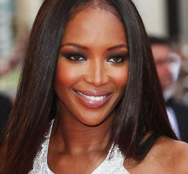 Naomi Campbell Organizes Fashion Show for Haiti