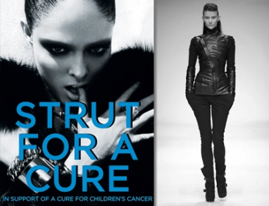 May 27: Strut for a Cure