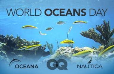 GQ, Nautica and Oceana celebrate World's Oceans Day in Hollywood