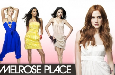 NEW 'Melrose Place' to Combine Fashion with Drama!!