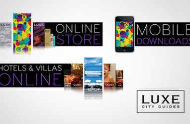 LUXE City Guides Go Mobile