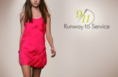 Fashion that Makes a Difference:  Online Auction '9/11 Runway to Service'