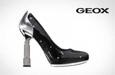 The Empire State Building Inspired Fashion by Footwear Brand, Geox