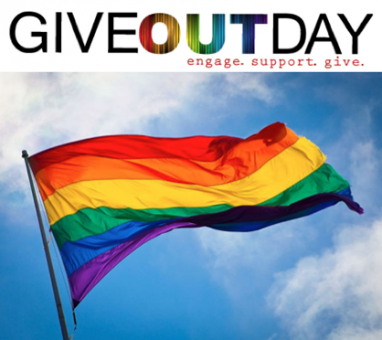 Give Out Day Funds LGBTQ Causes