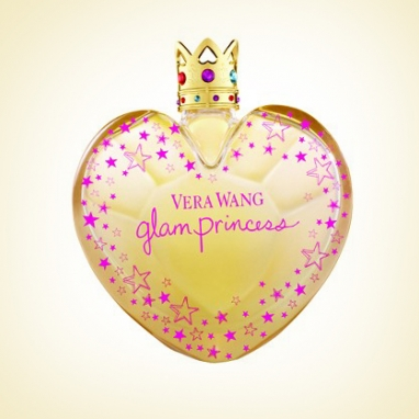 Vera Wang Launches New 'Glam Princess' Scent Campaign
