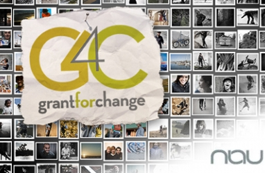 Honor 'Good for the Sake of Good':  Grant for Change Campaign