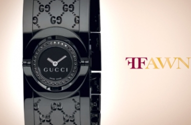 LUX Duo: Special Edition Gucci Twirl Watch Created to Support the Empowerment of Women