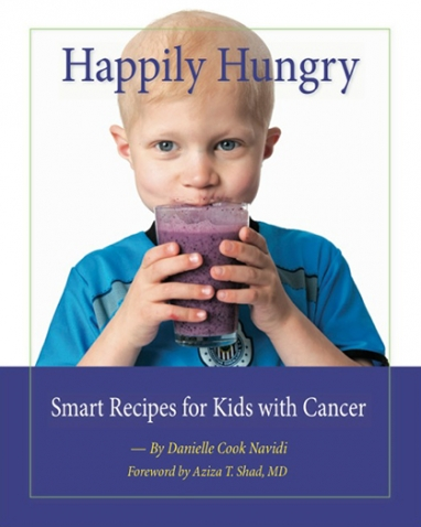 Dedicated Mom Danielle Navidi Fights Cancer With Healthy Recipes In New Book, 'Happily Hungry'