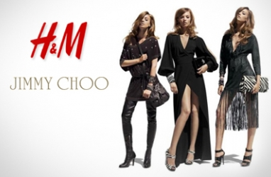 LUX Glimpse: H&M and Jimmy Choo Collaborate for New Fall Collection