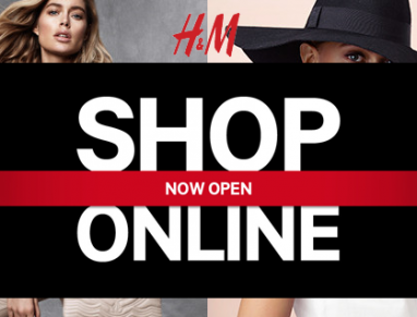 H&M Forays into E-Commerce in U.S.