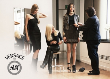 H&M to collaborate with Versace on fall collection