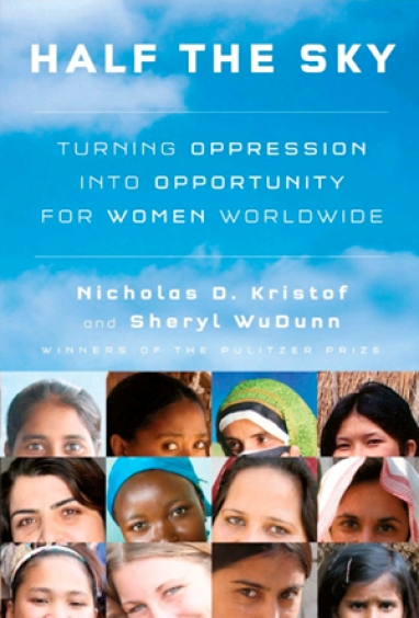LUX LIT:  Half the Sky: Turning Oppression into Opportunity for Women Worldwide
