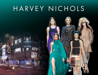 Harvey Nichols launches Hong Kong flagship