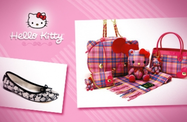 Hello Kitty Gearing up for 35th Anniversary this Fall