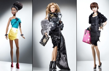 Barbie Turns LUX-Fashionista to Support Education