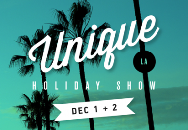 Shop UNIQUE LA's Holiday Show, the US's Largest Buy Local Shopping Event