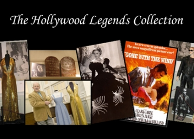 Huge collection of Hollywood memorabilia up for sale