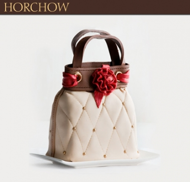 LUX Desserts:  Tempting Fashionable Delights by Horchow