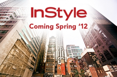 InStyle magazine experiments with retail