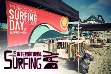 International Surfing Day returns on June 20