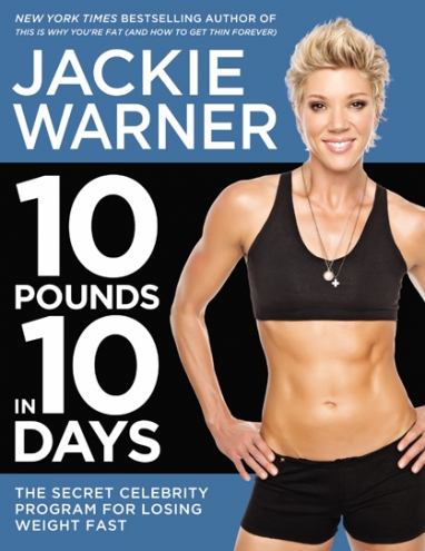 Shape up for Spring with Jackie Warner